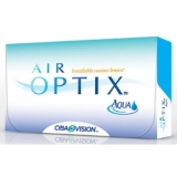 Контактные линзы Air Optix Aqua - АКЦИЯ (3 шт.+1 шт.)