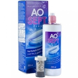 Aosept Plus 60 ml, Alcon   раствор