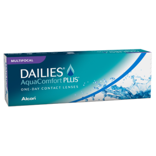 линзы Focus DAILIES AquaComfort MULTIFOCAL, Alcon