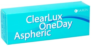 линзы ClearLux OneDay Aspheric (30-pk), Sauflon