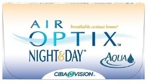 AIR OPTIX NIGHT& DAY AQUA